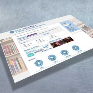Sistema Para La Biblioteca De Sociedad Española De Químicos Cosméticos (SEQC)
